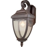 Artcraft AC8901OB Oakridge 1 Light 15 inch Oil Rubbed Bronze Outdoor Wall Light