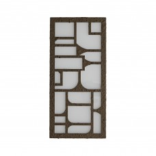 Arteriors 49182 Shani 2 Light 16 Inch Aged Brass Outdoor Sconce