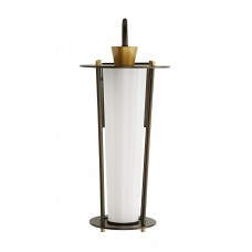 Arteriors 49194 Sorel 1 Light Outdoor Sconce in Aged Brass