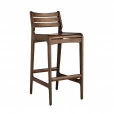 Arteriors 5079 Reynolds 40 Inch Walnut Wood Bar Stool