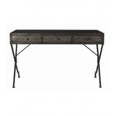 Arteriors 6338 Flint 50 inch Natural Iron Desk