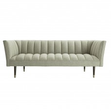Arteriors 8008 Christophe Fog Flannel Grey Ash Sofa