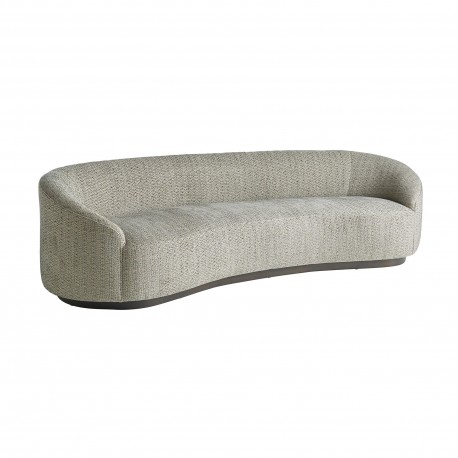 Arteriors 8070 Turner Stillwater Tweed Grey Ash Sofa