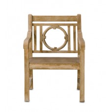 Currey & Company 2723 Leagrave Portland Chair