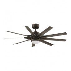 Fanimation MAD8152GRW Odyn Custom Matte Greige Ceiling Fan Motor, Blades Sold Separately