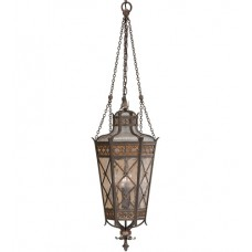 Fine Art Lamps 402582ST Chateau Outdoor 4 Light 14 inch Black Outdoor Lantern
