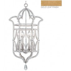 Fine Art Lamps 856640-2ST Prussian Neoclassic 6 Light 19 inch Gold Lantern