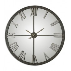 Uttermost 06419 Amelie 60 X 60 inch Wall Clock