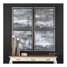 Uttermost 34366 Shades Of Gray 33 X 33 inch Paintings