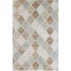 Uttermost 71153-5 Florio 96 X 60 inch Hand Woven Wool Rug, 5ft x 8ft